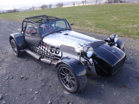 Caterham Super Seven CSR 260 Cosworth
